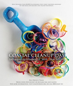 California Coastal Cleanup