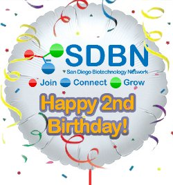 San Diego Biotech Network 2nd Birthday
