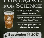 Pub crawl for science 3