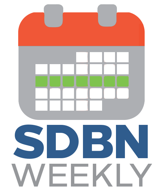 SDBN Weekly: Get Trending News, Jobs, and Events Delivered to Your Inbox